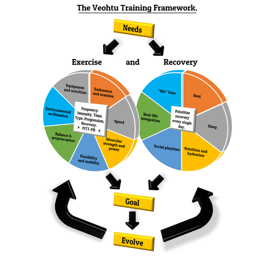 The Veohtu Training Framework
